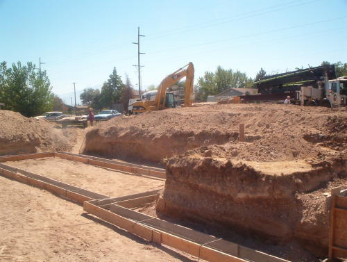 footings forms