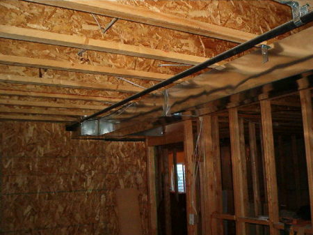 Engineered floor joists